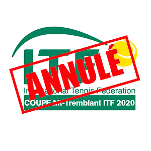 Coupe Mont-Tremblant ITF 2020